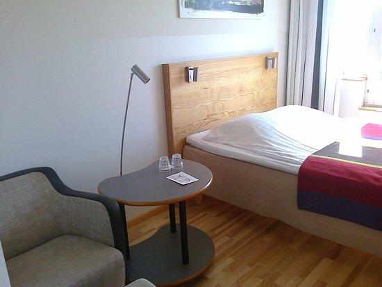 Falun, السويد: Trevligt rum