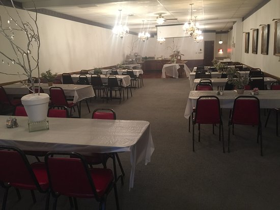 Atchison, KS: Banquet Room Available!