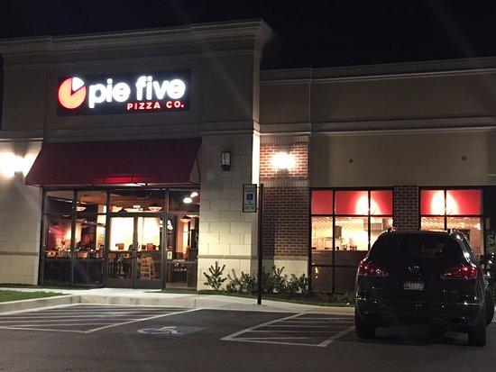 Ellicott City, MD: Front of Restaurant