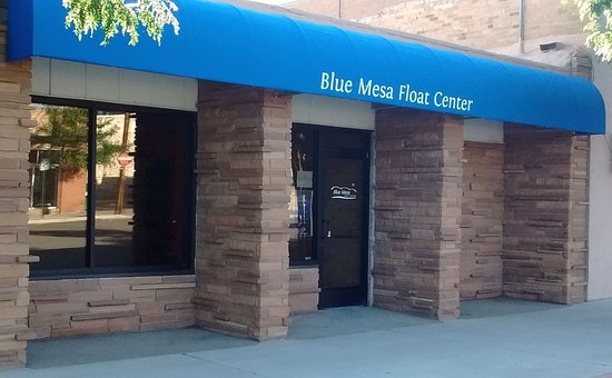 ‪Blue Mesa Float Center‬