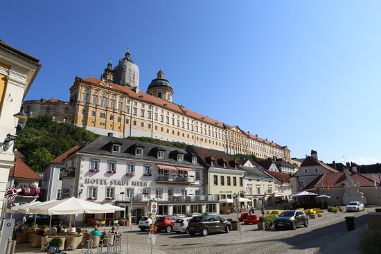 Hotel Zur Post Melk