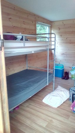 BCC Loch Ness Hostel: Other single bunk bed in lodge.