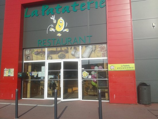 Ambares-et-Lagrave, Francia: La pataterie d'ambarès