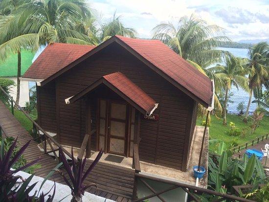 Hotel Villa Caribe: Cabañas aledañas
