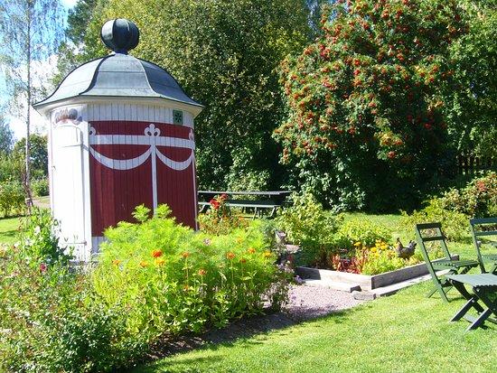Falun, السويد: Trädgården