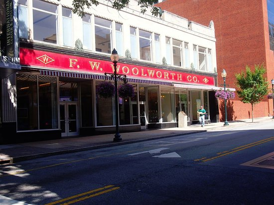 International Civil Rights Museum, Greensboro (former F.W. Woolworth Co.)
