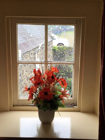 The Portcullis Hotel: Homely little details