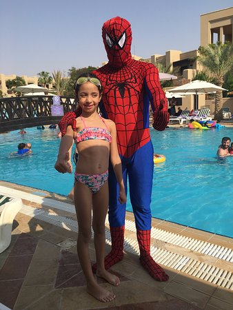 Holiday Inn Resort Dead Sea: Amazing pools with characters for kids