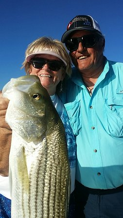 Lake mead fishing guide las vegas nevada picture of for Fishing las vegas
