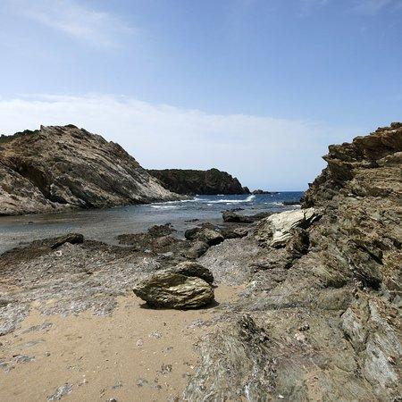 Malfatano beach: capo malfatano