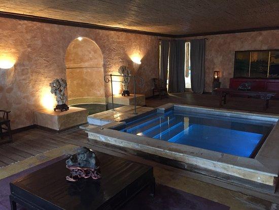 wellness oase mit buchhandlung bild von bleiche resort spa burg spreewald tripadvisor. Black Bedroom Furniture Sets. Home Design Ideas