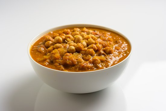 Curry Roots: Channa (Chickpea) Masala