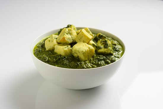 Curry Roots: Saag (Spinach) Paneer