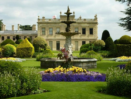 ‪Brodsworth Hall and Gardens‬