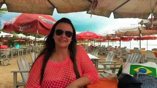 Nativos Beach: praia nativos