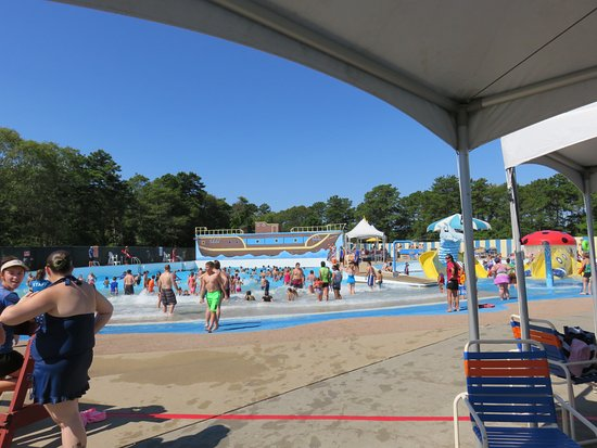 Water Wizz: Muscle Beach and Little Neck Beach