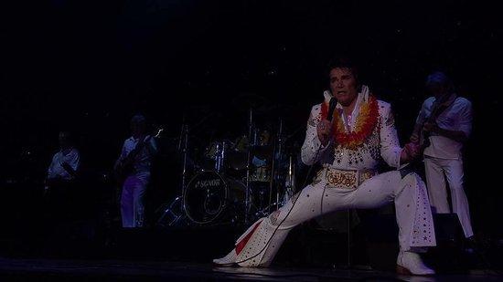 "Branson, MO: Jerry Presley ""ELVIS LIVE!"""