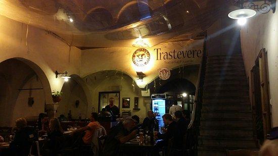 Trastevere Pizzeria-Trattoria: 20160907_195126_large.jpg
