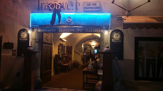 Trastevere Pizzeria-Trattoria: 20160907_202639_large.jpg