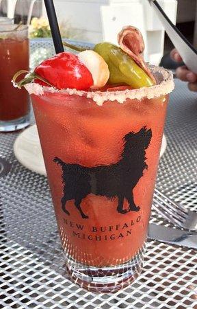 New Buffalo, MI: Bloody Mary