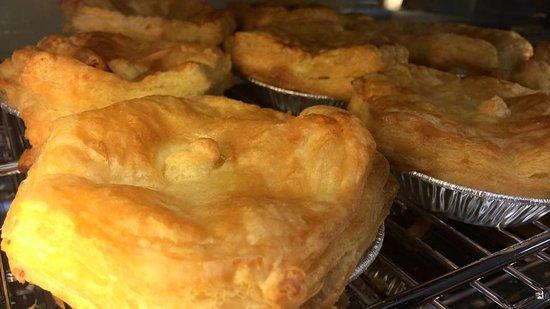 Rice Lake, WI: Australian Meat pie