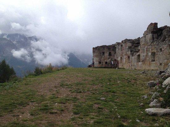 Forte Mero e Forte Zaccarana