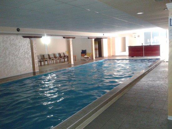 Inside pool - Picture of Aquastar Danube, Kladovo - TripAdvisor