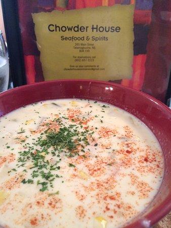 Chowder House Cafe Tatamagouche