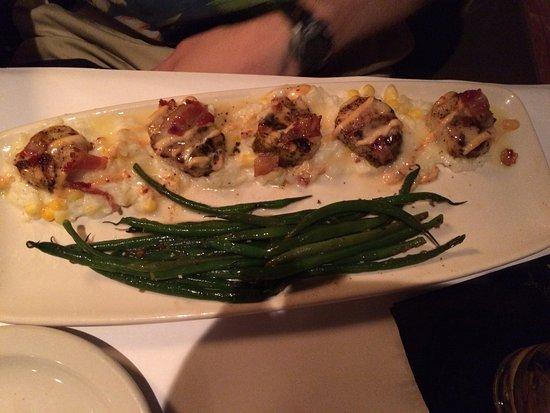 Bonefish Grill : dayboat scallops