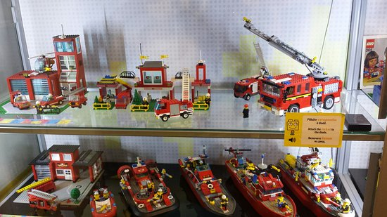 A World of LEGO® comes to Shrewsbury Museum & Art Gallery on 14 ...
