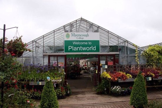 Myerscough College Plant World