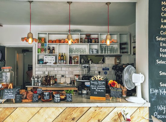 The counter! - Picture of Este Kitchen, Bristol - TripAdvisor