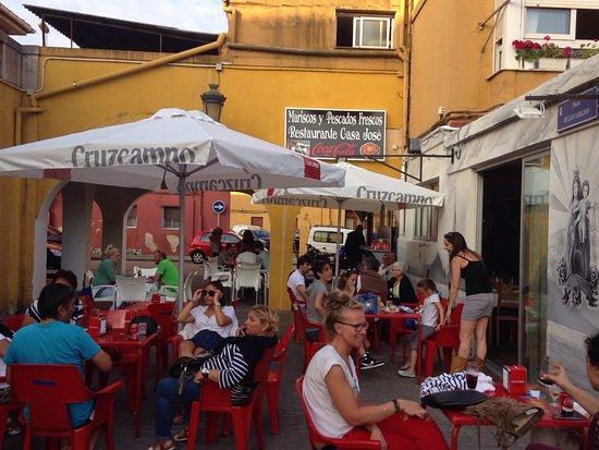 Marisqueria Casa Jose Barrio Pesquero
