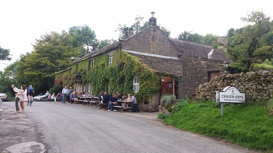 Appletreewick, UK: The Craven Arms