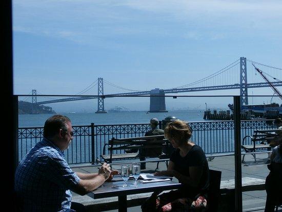 Pacific Union Club: View to the Bay Bridge