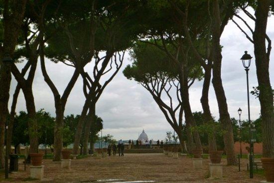 Il giardino degli aranci picture of colle aventino rome tripadvisor - Il giardino degli aranci frattamaggiore ...