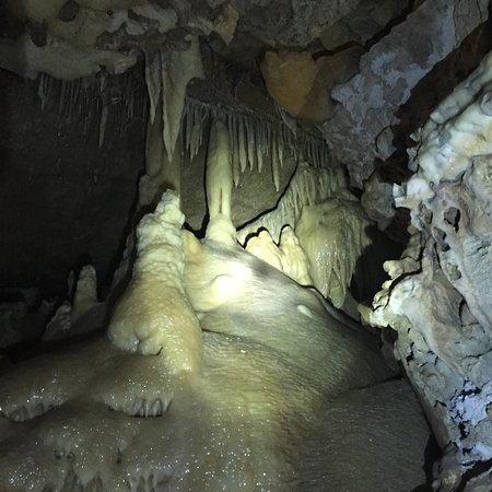 Inner Space Cavern Photo