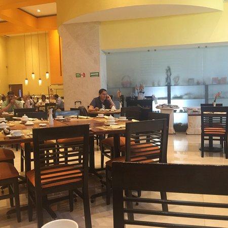 Holiday Inn Puebla Finsa: photo0.jpg