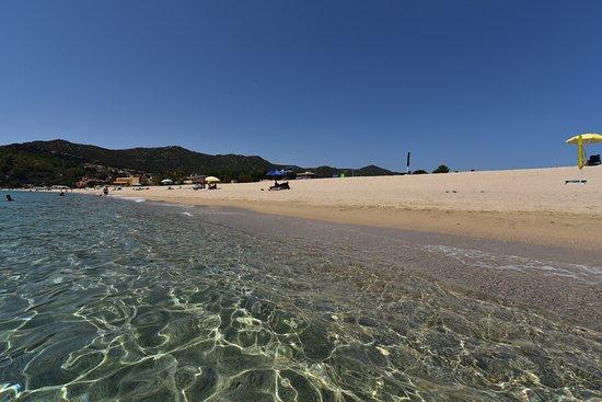 Sinnai, Italia: Spiaggia di Solanas