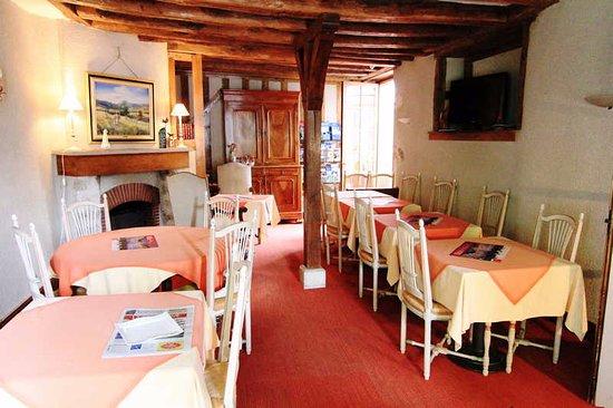 Hotel De La Sologne Photo