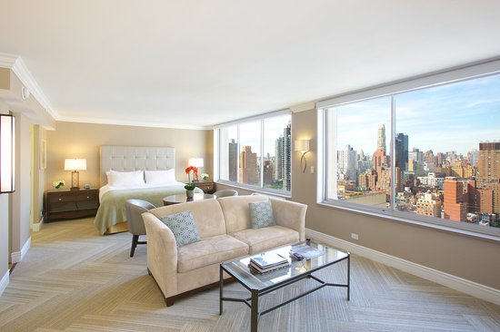 Sutton Court Hotel Residences: Remodeled City View Studio Apartment