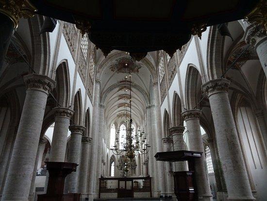 Grote kerk;Breda ;interieur - Foto van Grote of Onze Lieve ...