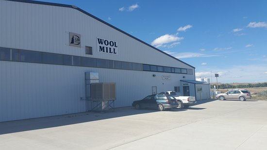 ‪Mountain Meadow Wool Mill‬