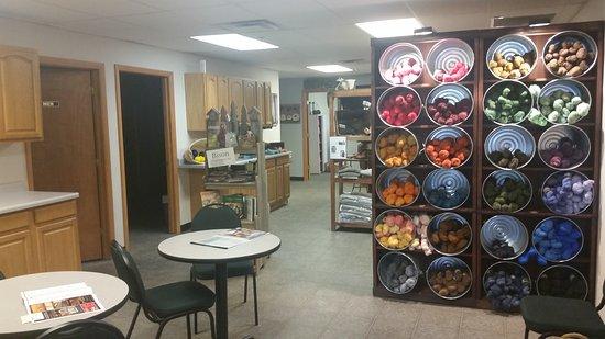 Buffalo, WY: Store Inside