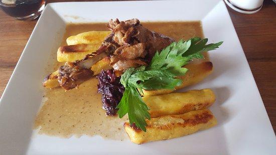 Strakonice, República Checa: Kachna, Roast Duck