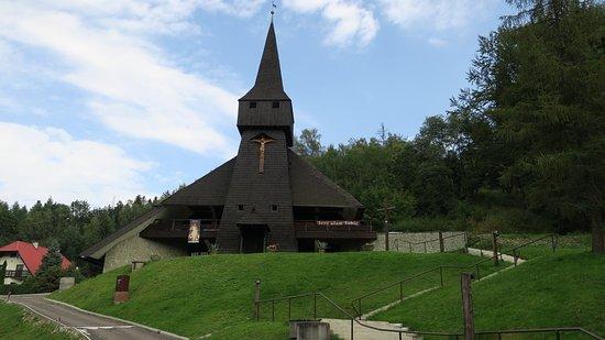 Parafia Rzymskokatolicka p.w. Znalezienia Krzyża Świętego