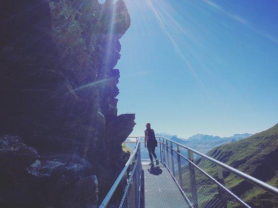 Grindelwald, Swiss: 這裡真是太好玩了
