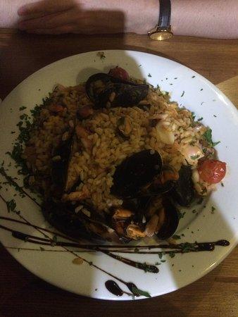 Ta' Vestru : risotto marin