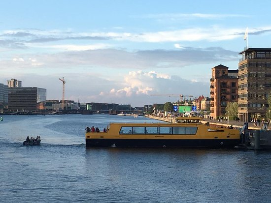 STAY Copenhagen: Water bus transportation