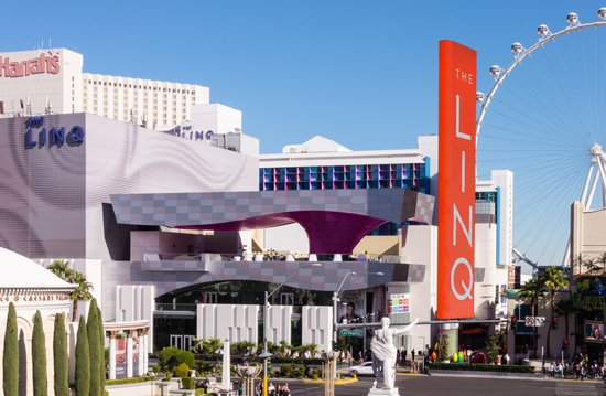 The Linq Hotel Vortex Outdoor Function E
